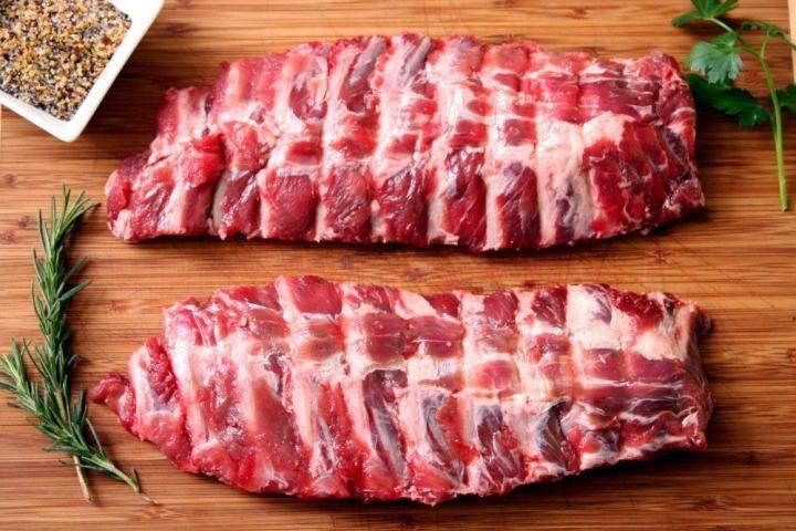 Мясо кабана